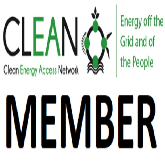 Member : CLEAN is a non-profit organization, committed to support, unify and grow the clean energy enterprises in India.